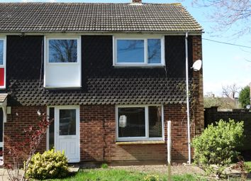 Thumbnail 3 bed end terrace house to rent in Knights Way, Headcorn, Ashford