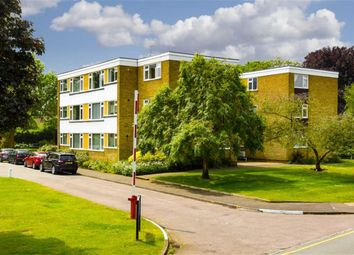 Thumbnail 2 bed flat for sale in Sandown Lodge, Epsom, Surrey