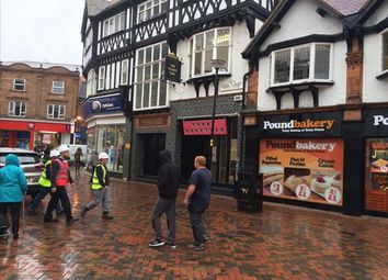 Thumbnail Retail premises to let in 2, Queen Street, Wrexham