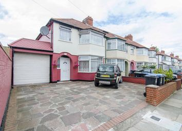 Thumbnail 3 bed end terrace house for sale in Woodstock Crescent, London