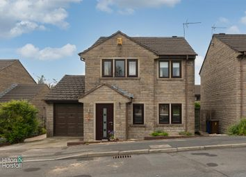 Thumbnail 3 bed detached house for sale in Chevassut Close, Barrowford, Nelson