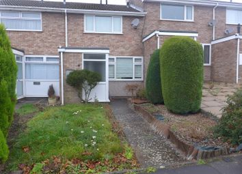 Thumbnail 2 bed terraced house for sale in Allerton Close, Binley, Coventry, West Midlands