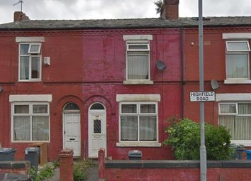 Thumbnail 4 bed property to rent in Highfield Road, Levenshulme, Manchester