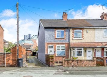 Thumbnail 2 bed end terrace house for sale in Hatrell, Newcastle Under Lyme, Staffs