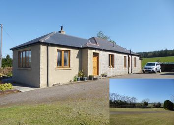Thumbnail 4 bed detached bungalow for sale in Mosstowie, Elgin