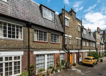 Thumbnail 3 bed mews house for sale in Wyndham Mews, London