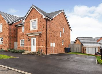 Thumbnail 4 bed detached house for sale in Newland Avenue, Cudworth, Barnsley, South Yorkshire