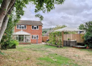 Thumbnail 4 bed detached house for sale in Wycombe Road, Saunderton, High Wycombe