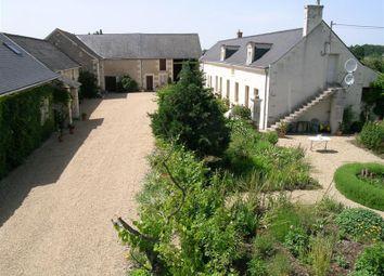 Thumbnail 5 bed farmhouse for sale in Saumur, Pays De La Loire, 49400, France