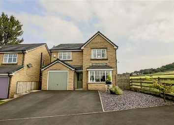 Thumbnail 4 bed detached house for sale in Aspen Grove, Earby, Lancashire
