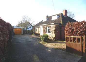 Thumbnail 4 bed bungalow for sale in Peacemarsh, Gillingham