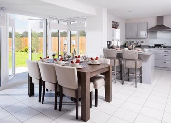 """Thumbnail 4 bedroom detached house for sale in """"Burton"""" at The Walk, Withington, Hereford"""