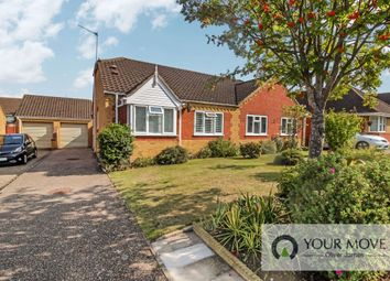 Thumbnail 2 bed bungalow for sale in Alexander Close, Beccles