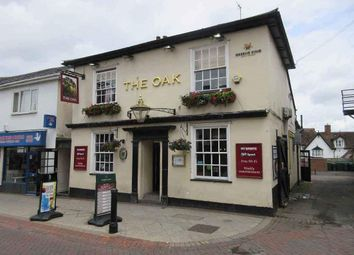 Thumbnail Restaurant/cafe for sale in Ipswich Street, Stowmarket