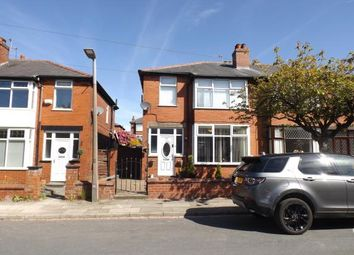 Thumbnail 3 bed semi-detached house for sale in Hampton Grove, Bury, Greater Manchester