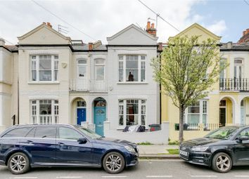 Thumbnail 4 bed terraced house for sale in Fabian Road, Fulham, London