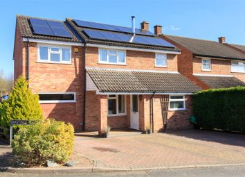 Thumbnail 4 bed detached house for sale in Tasburgh, Norwich