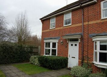 Thumbnail 3 bedroom semi-detached house for sale in Fallowfields, Crick, Northampton