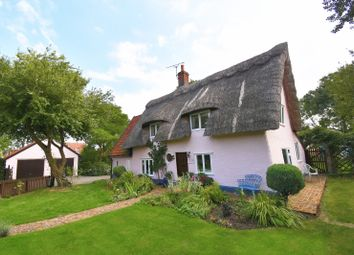 Thumbnail 3 bed detached house for sale in Combs, Stowmarket, Suffolk