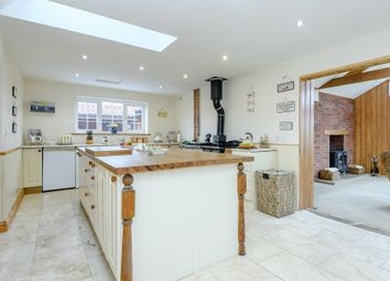 Thumbnail 5 bed detached house for sale in School Road, Heacham, King's Lynn