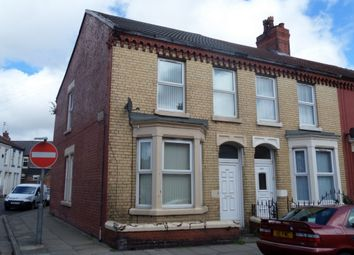 Thumbnail 1 bedroom duplex to rent in Walton Breck Road, Anfield