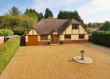 Thumbnail 4 bed detached house for sale in Grays Road, Westerham