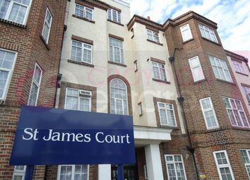 Thumbnail 2 bed flat for sale in St James Road, Croydon