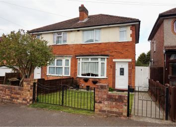 Thumbnail 3 bed semi-detached house for sale in Dearmont Road, Birmingham