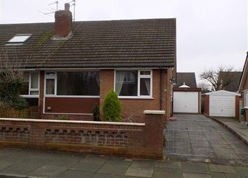 Thumbnail 2 bedroom bungalow to rent in Parkstone Avenue, Thornton-Cleveleys