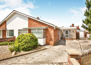Thumbnail 4 bedroom semi-detached bungalow for sale in Colindeep Lane, Sprowston, Norwich