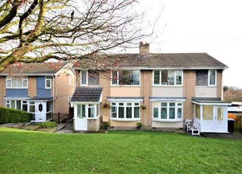 Thumbnail 3 bed semi-detached house for sale in Gallagher Crescent, Horden, County Durham