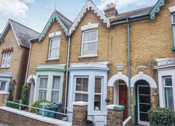 Thumbnail 2 bed terraced house for sale in Newport Road, Cowes