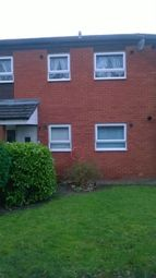 Thumbnail 1 bed flat to rent in Drayton Crescent, Crewe