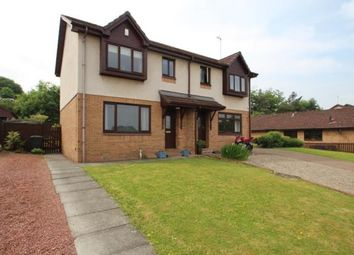 Thumbnail 3 bed semi-detached house for sale in Castleview Drive, Paisley, Renfrewshire