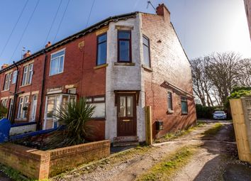 Thumbnail 3 bed end terrace house for sale in Preston Old Road, Blackpool, Lancashire