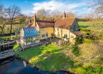 Thumbnail 4 bed detached house for sale in Naughton, Ipswich, Suffolk.