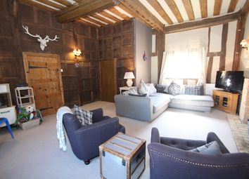 Thumbnail 4 bed cottage for sale in The Street, Chelsworth, Ipswich