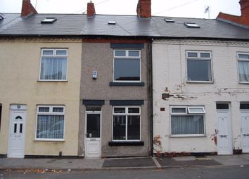 Thumbnail 2 bed terraced house to rent in Skegby Road, Sutton In Ashfield, Nottinghamshire