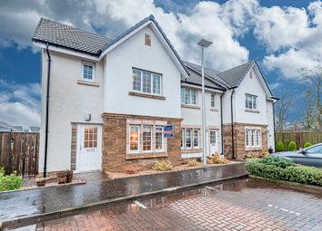 Thumbnail 3 bed end terrace house for sale in Crown Crescent, Kinnaird Village, Larbert