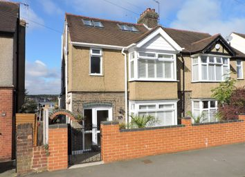 Thumbnail 4 bed semi-detached house for sale in Rutland Crescent, Luton