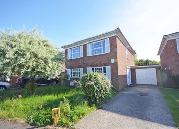 Thumbnail 4 bed detached house for sale in Williams Way, Longwick, Princes Risborough