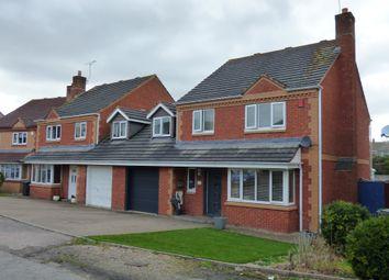 Thumbnail 4 bed link-detached house for sale in Wayleaze, Coalpit Heath, Bristol