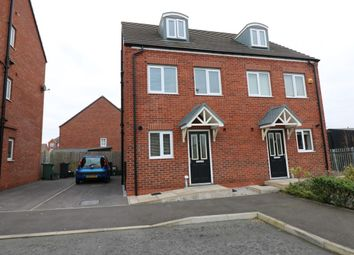 Thumbnail 3 bed property for sale in Homerton Close, Ellesmere Port