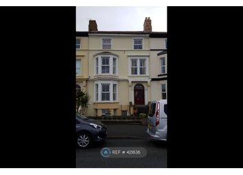 Thumbnail 2 bed flat to rent in Craig Y Don Parade, Llandudno