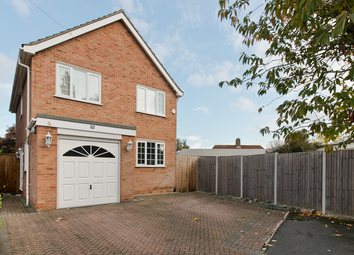 Thumbnail 4 bed detached house for sale in Gilbey Close, Ickenham