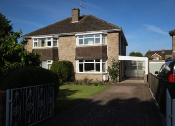 Thumbnail 3 bed semi-detached house to rent in Blenheim Orchard, Cheltenham