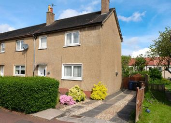 Thumbnail 3 bed end terrace house for sale in Todholm Crescent, Paisley
