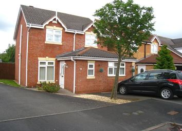 Thumbnail 4 bed detached house for sale in Nolan Close, Longford, Coventry