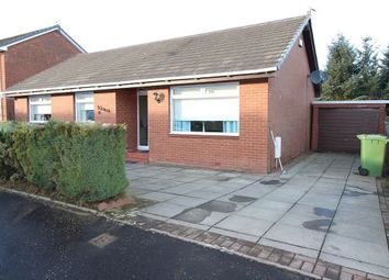 Thumbnail 3 bedroom detached bungalow for sale in 36, Mossbank Drive, Glasgow, Glasgow City