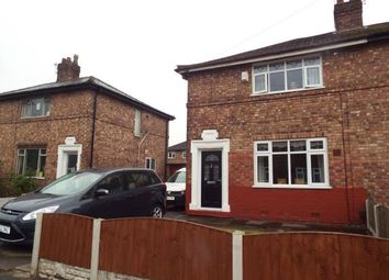 Thumbnail 2 bed semi-detached house for sale in Plumtre Avenue, Warrington, Cheshire